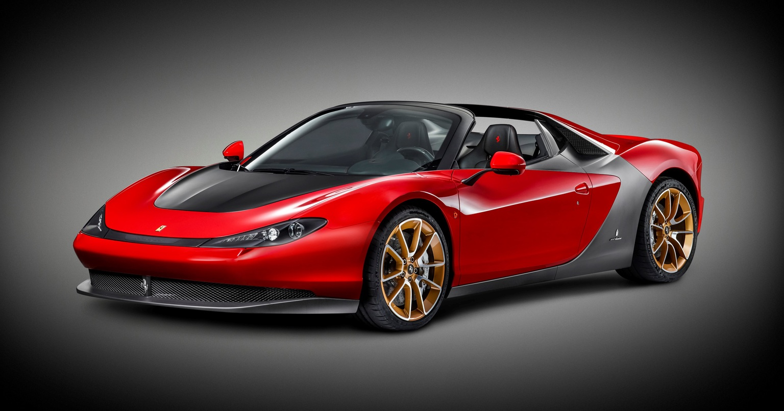 Best Limited Edition One Off Ferraris Ever Made