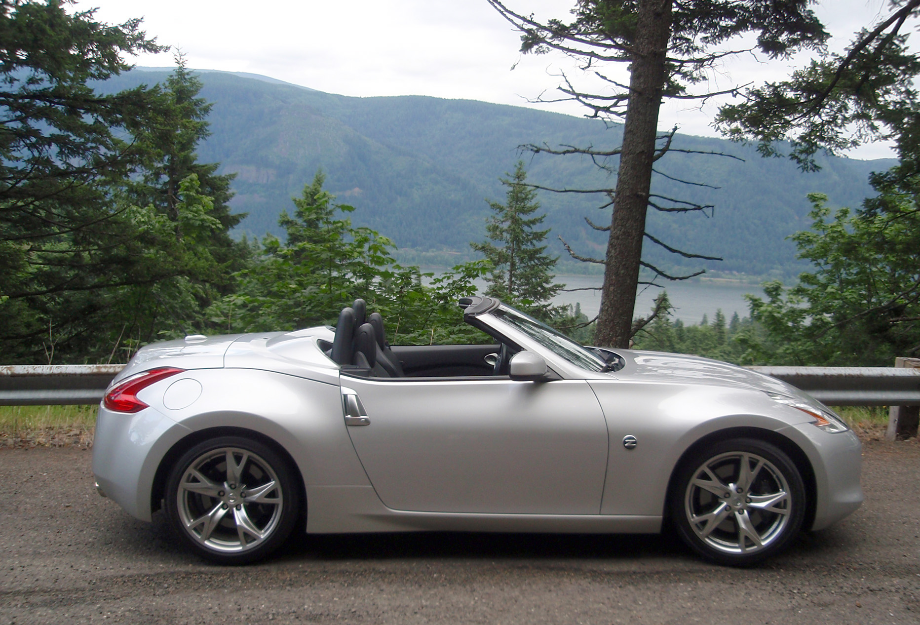 2010 Nissan 370z Roadster Supercars Net