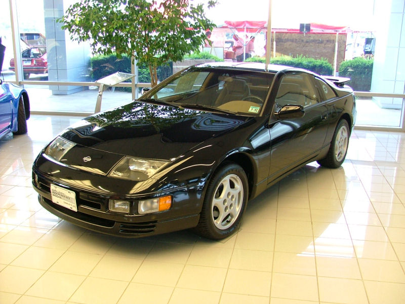 1990 Nissan 300zx Twin Turbo Supercars