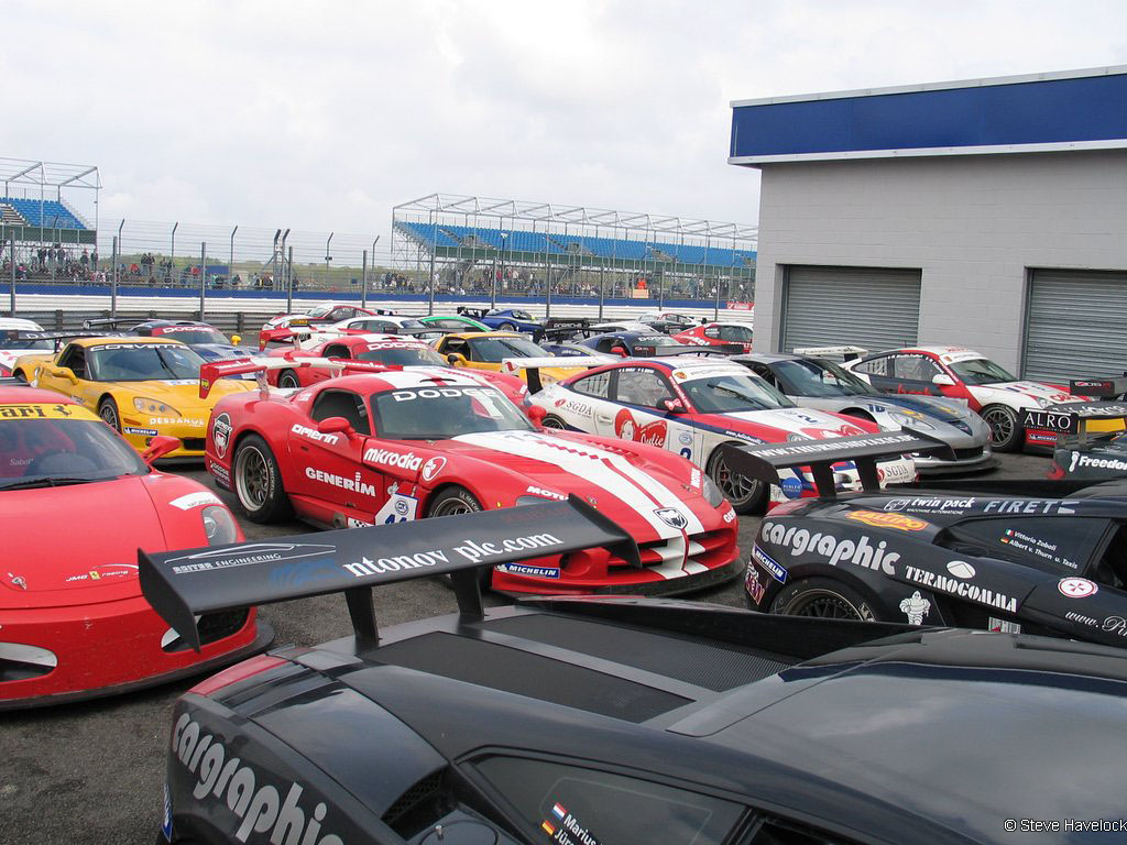 2006 Silverstone Supercar Showdown