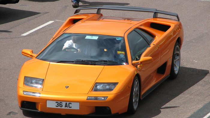 2006 Lamborghini Supercar Celebration