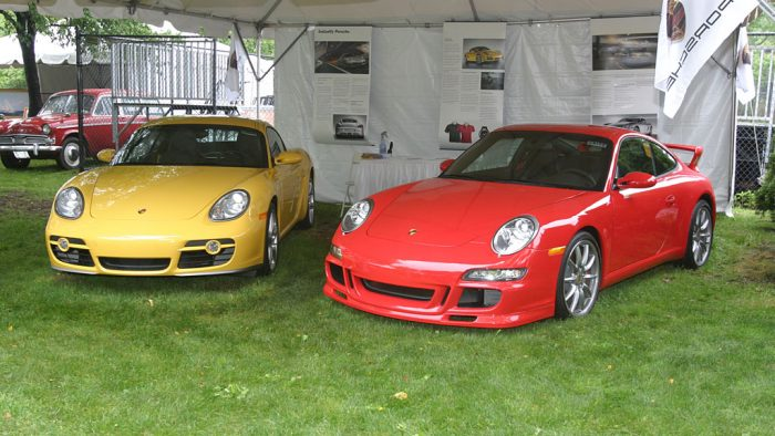 2006 Greenwich Concours d'Elegance