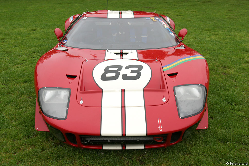 2006 Greenwich Concours d'Elegance -3