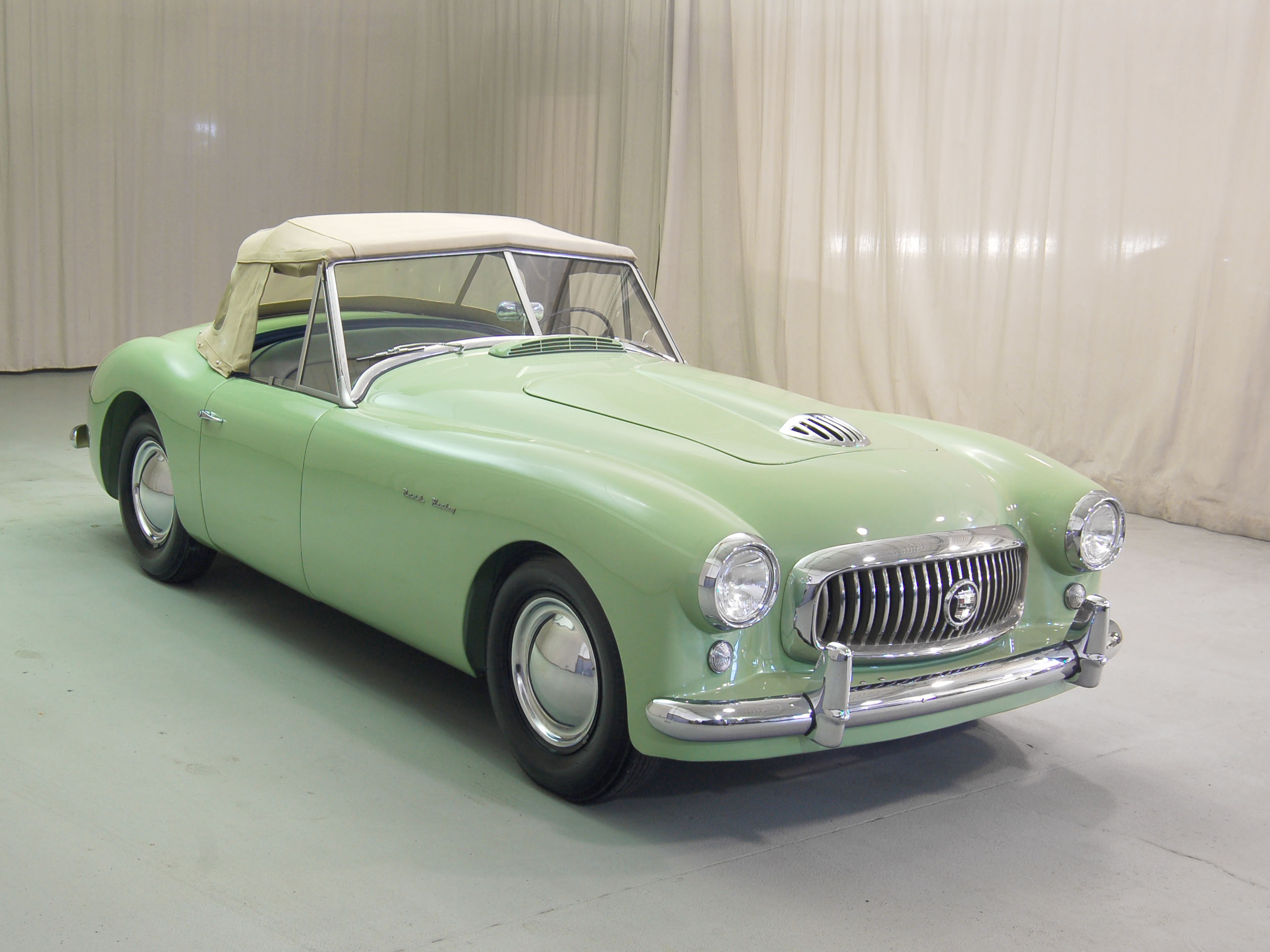 1951 Nash-Healey Roadster