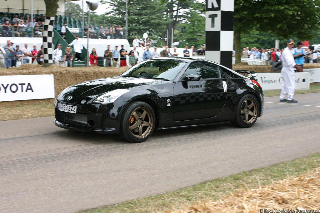 2006 Nissan 350Z GT-S Concept