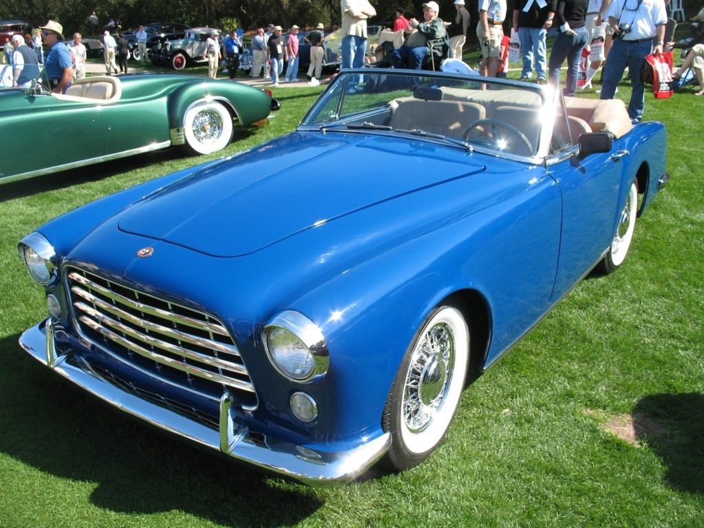 1954 edwards america convertible