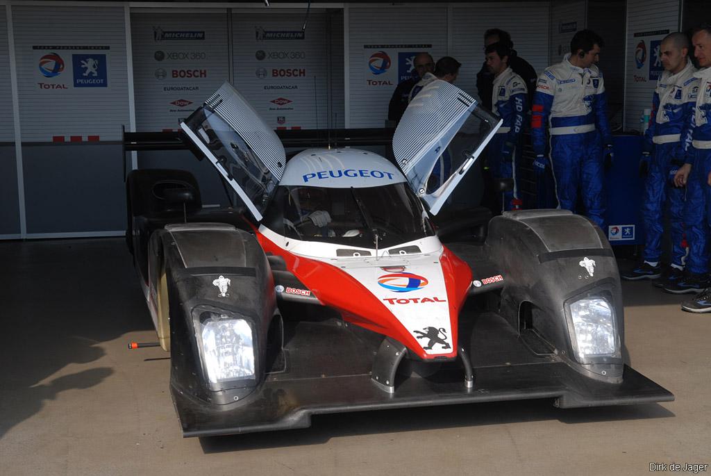 2007 Le Mans Series-Paul Ricard Test