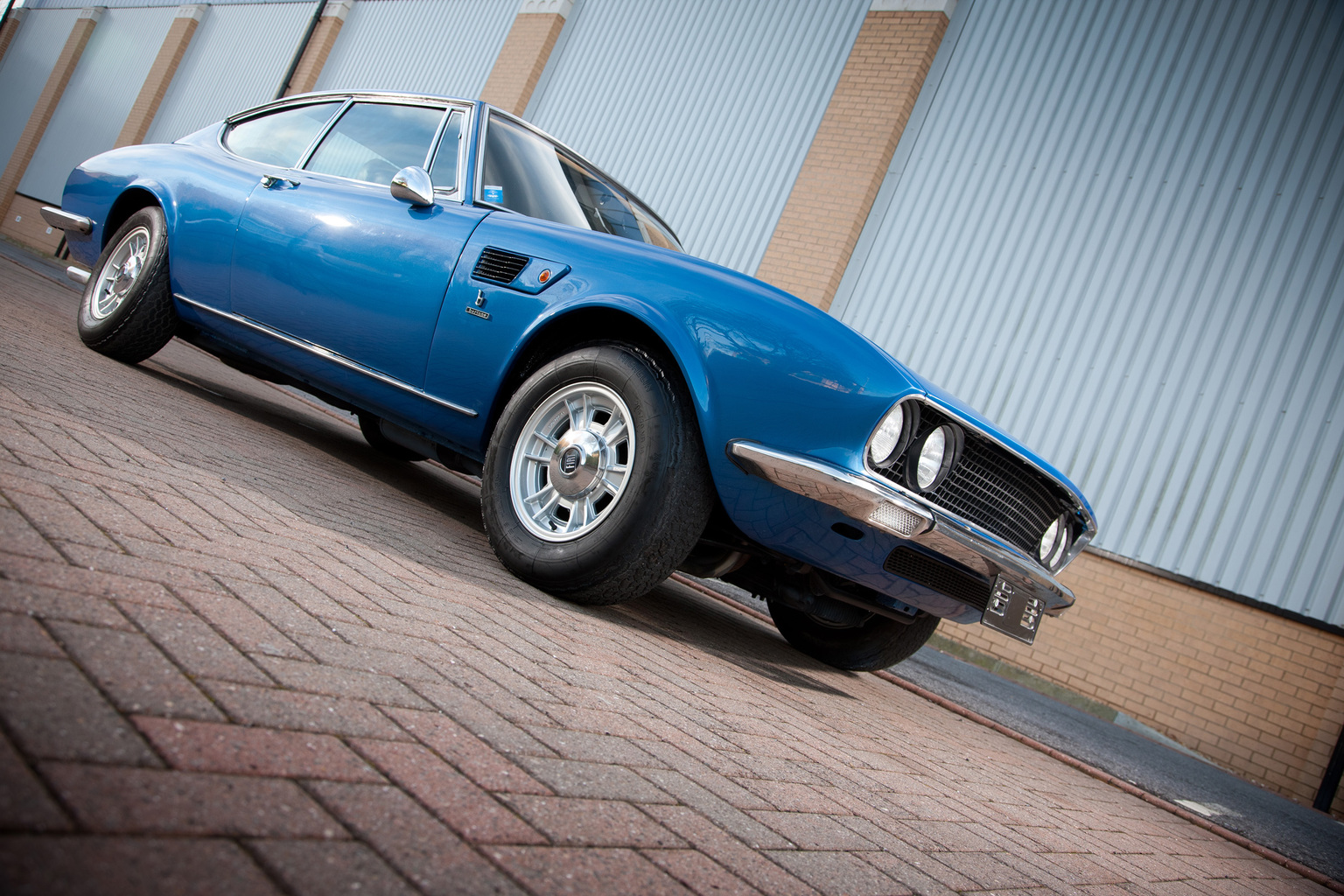 Episode 1 Picture Shows: Fiat Dino