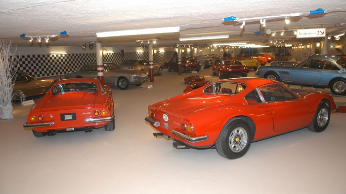 2005 Bonhams' Gstaad Ferrari Auction