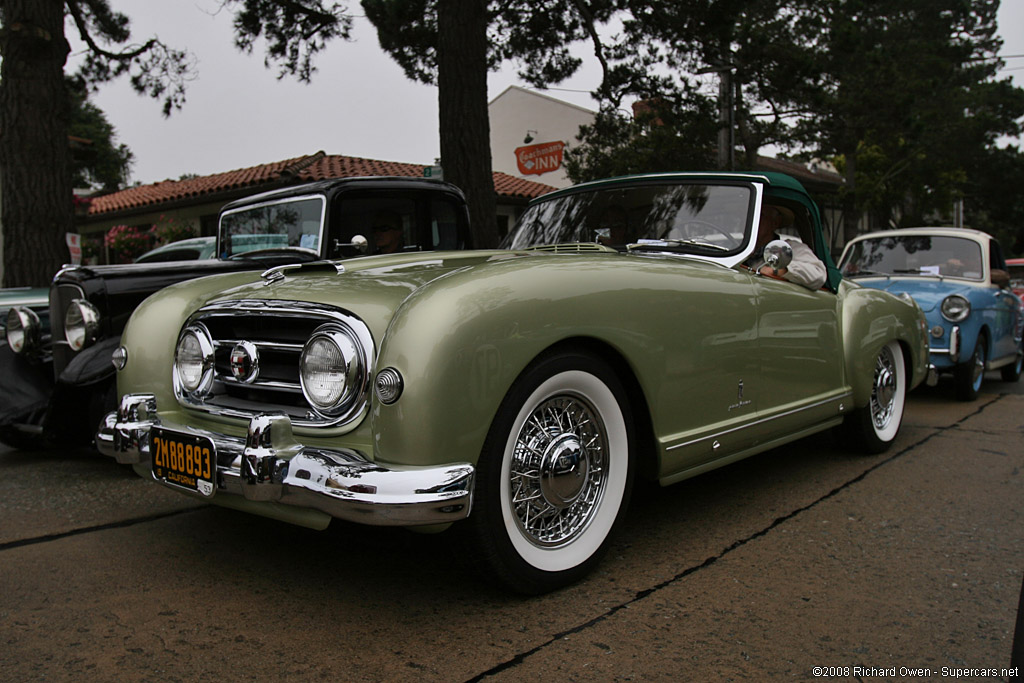 1952 Nash-Healey Roadster
