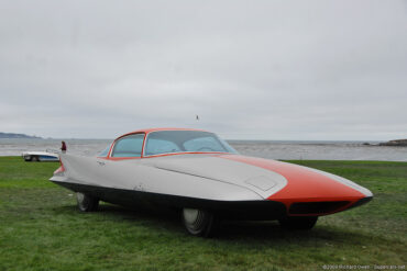 1955 Ghia Streamline X Coupé