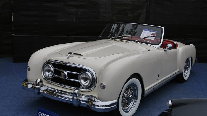 1952 Nash-Healey Roadster