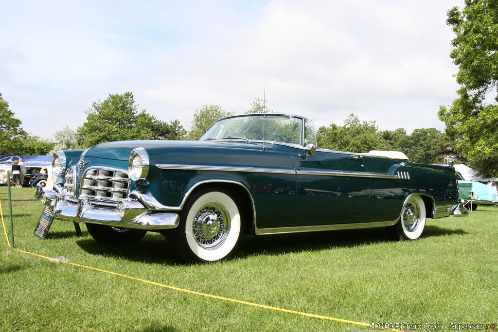 1955 Imperial Convertible