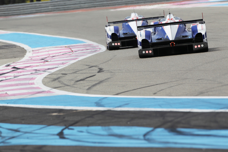 Toyota Racing TS040 Launch and WEC Group Test 27th March 2014. Circuit Paul Ricard, France.