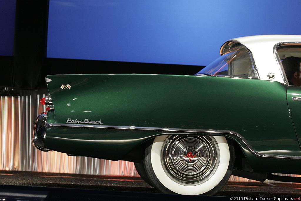 Nash Rambler 'Palm Beach' Coupe
