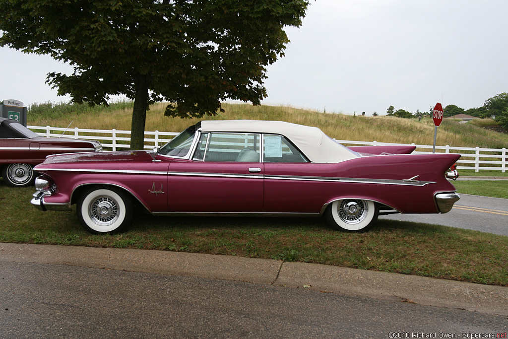1961 Imperial Crown Convertible | | SuperCars.net