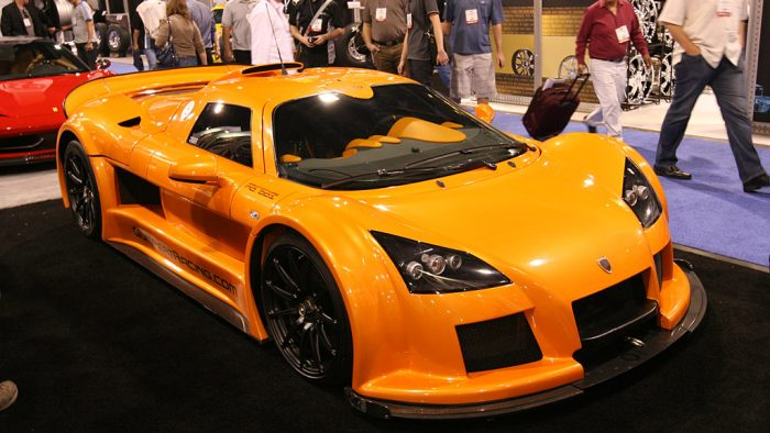Gumpert Apollo Gallery
