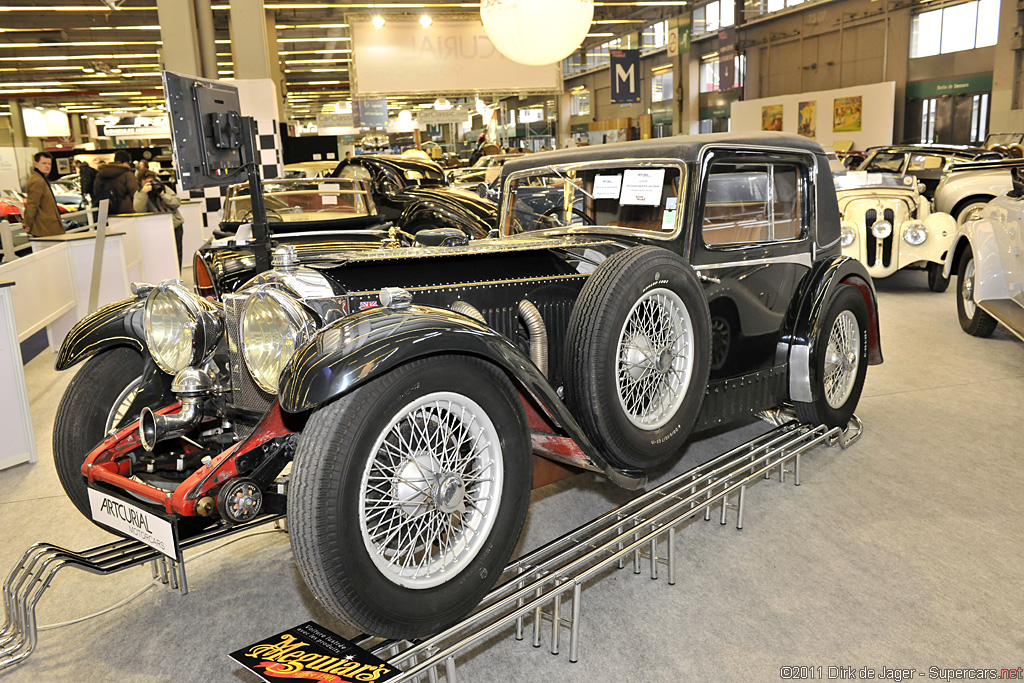 1928 Invicta 4½ Litre S-Type 'Low Chassis'