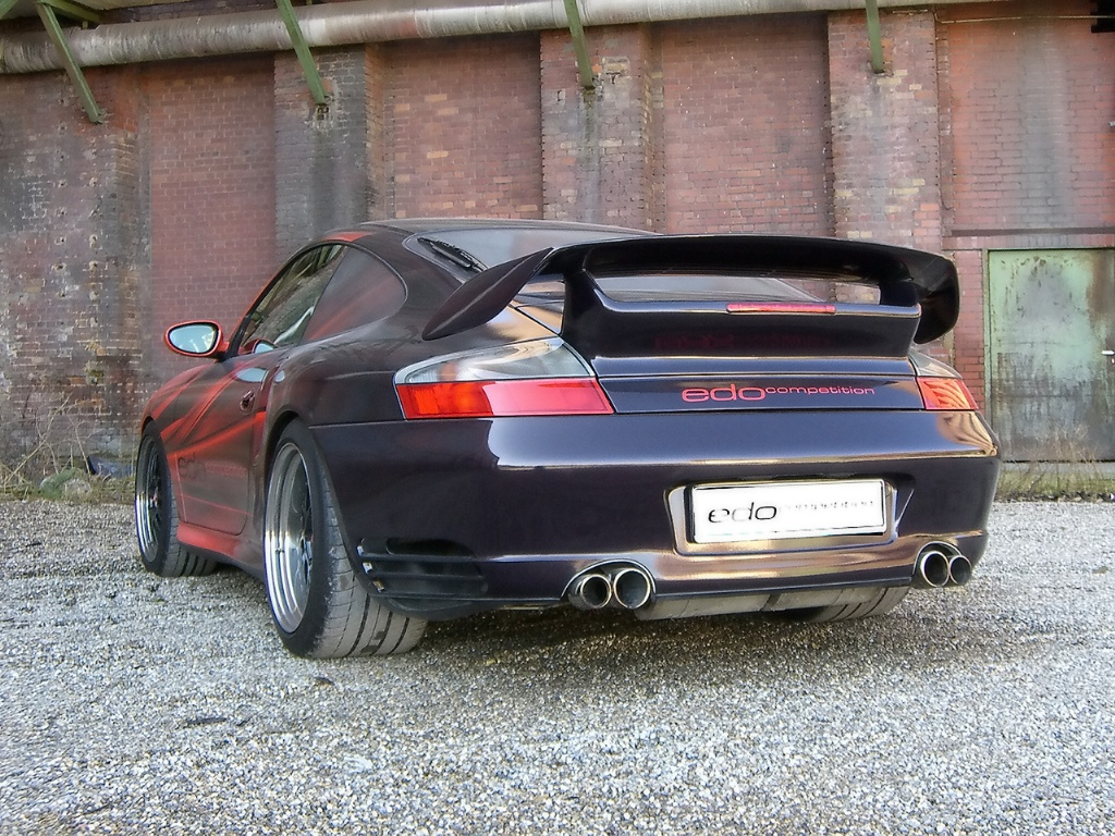 2007 Edo Competition 911 Turbo