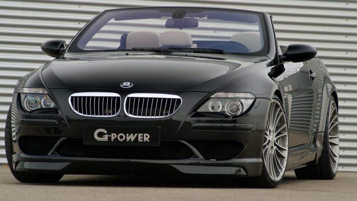 G-Power M6 Hurricane Cabriolet