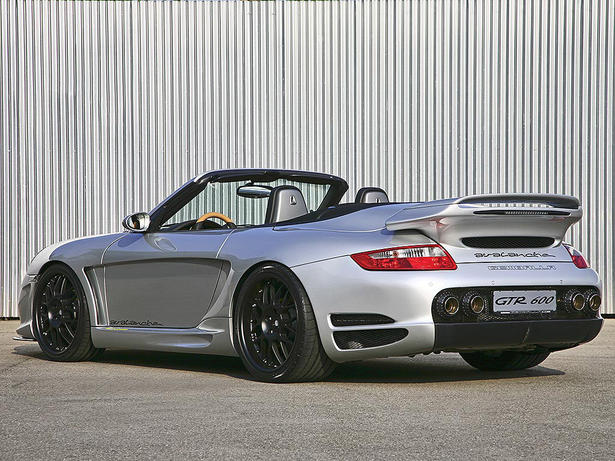 2008 Gemballa Avalanche Roadster GTR 600