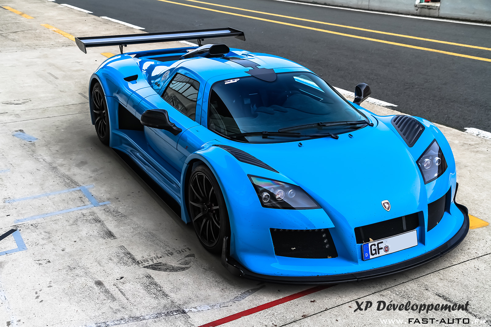 Video Gumpert Apollo N 252 Rburgring Onboard Gumpert