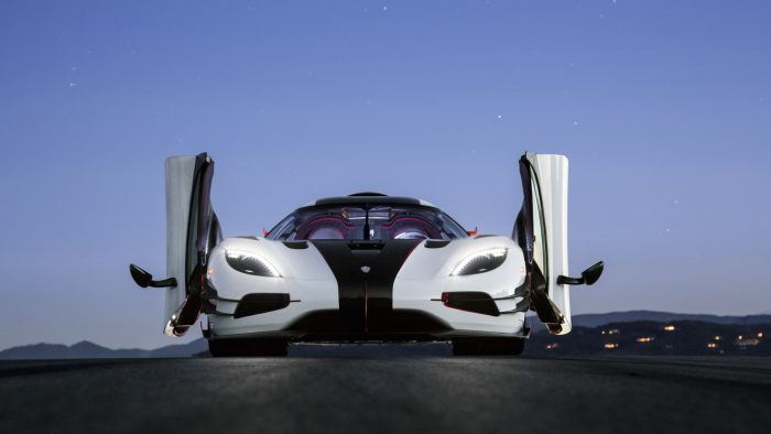 2014 Koenigsegg One:1 Gallery