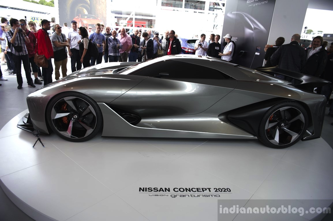 2014 Nissan Concept 2020 Vision Gran Turismo Supercars Net