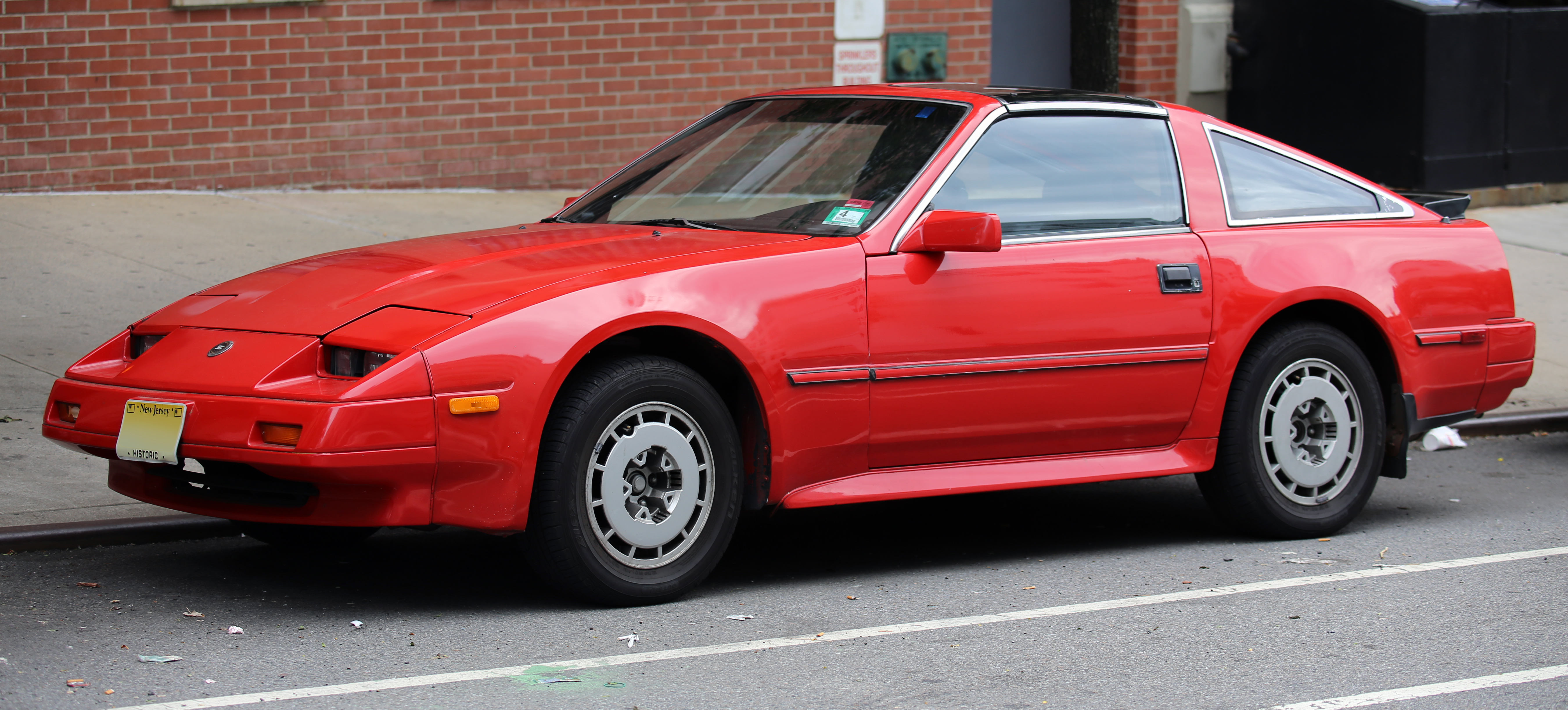 T Top Cars >> 1984 Nissan 300ZX - Supercars.net