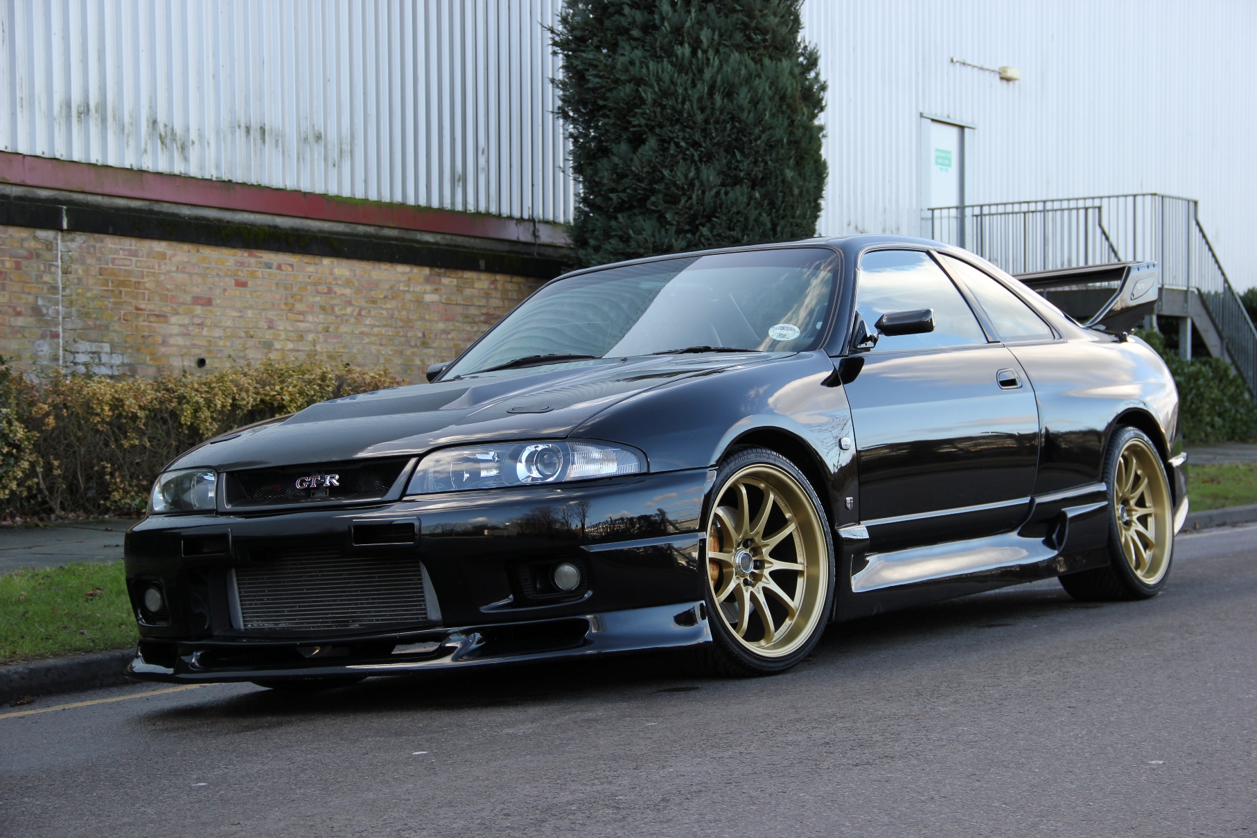 Nissan Skyline Gtr R33 Modified ✓ Nissan Recomended Car