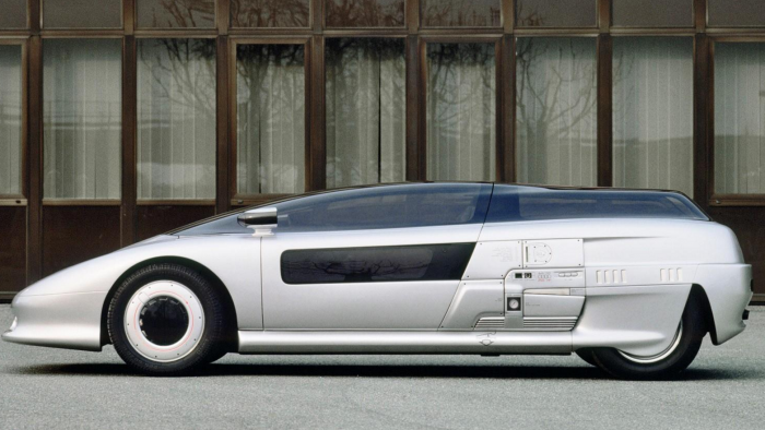 Italdesign Aspid Concept