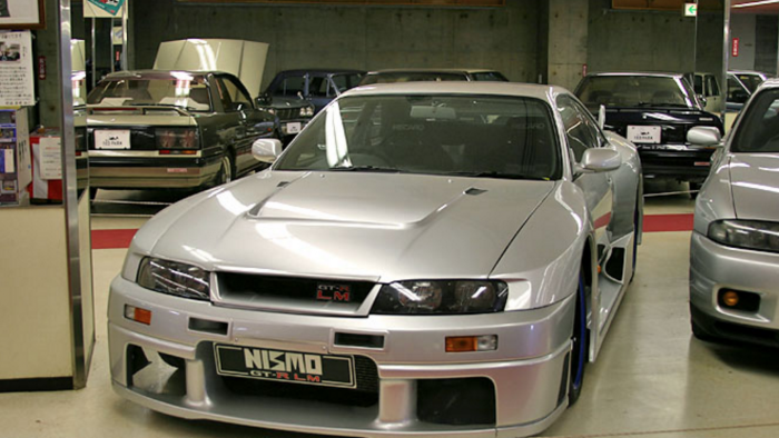 1996 NISMO Skyline GT-R LM Road Car