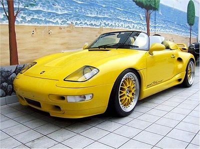 1997 Gemballa 911 Extremo
