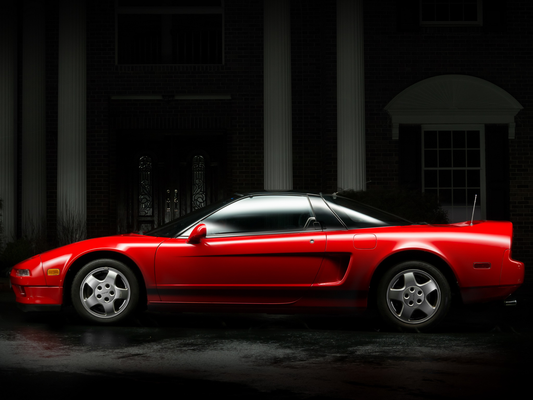Acura Exotic Car >> 1991 Acura NSX Gallery - Supercars.net