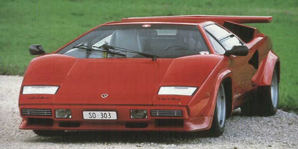 1986 Koenig-Specials Countach Turbo