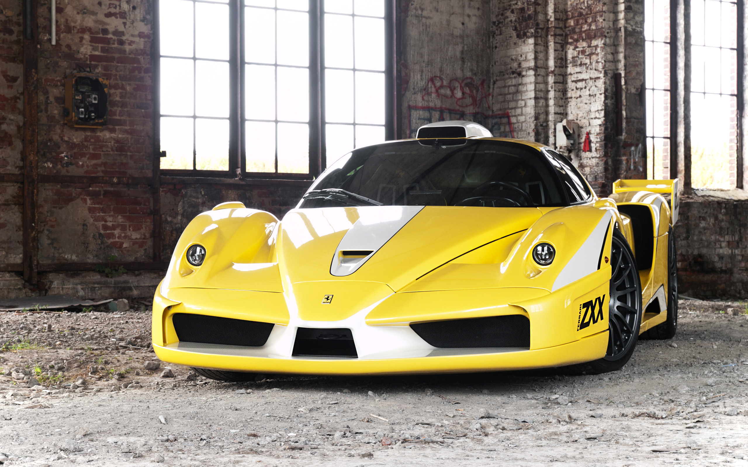 2008 Edo Competition Enzo Image Gallery