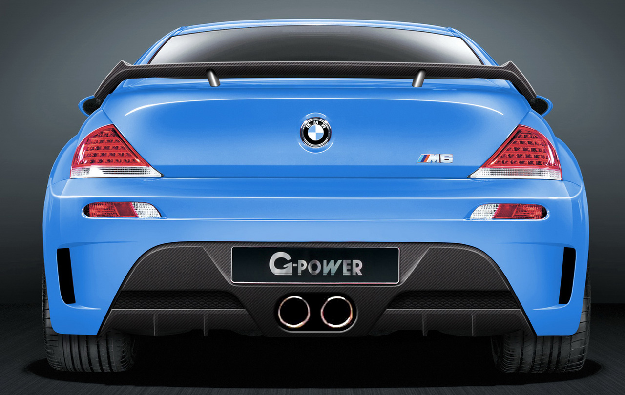 G Power M6 Hurricane Cs Supercars Net