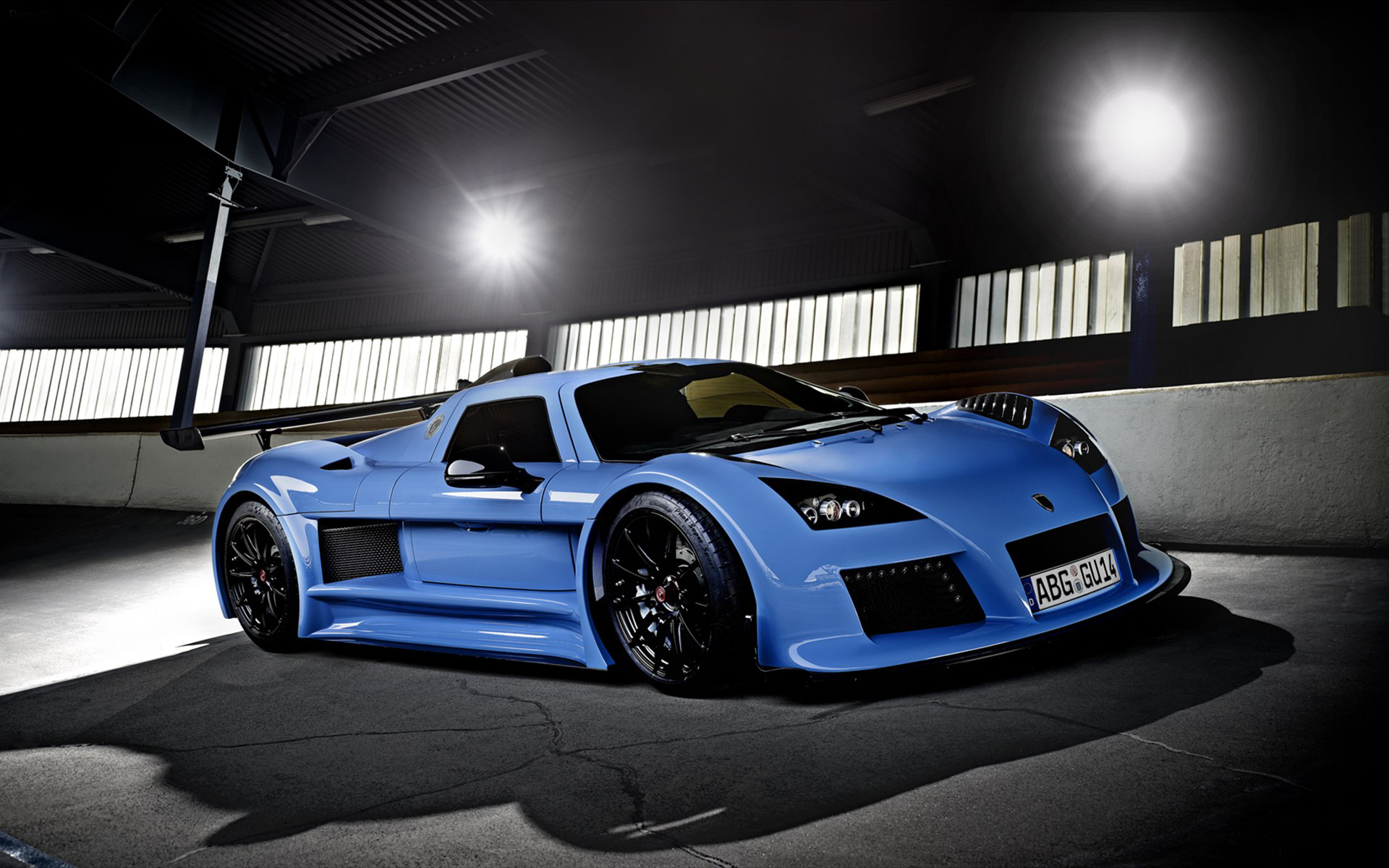Gumpert Apollo Supercars Net