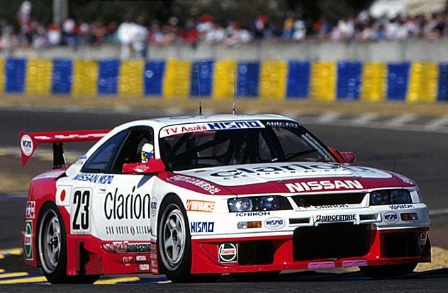 1995 NISMO Skyline GT-R LM