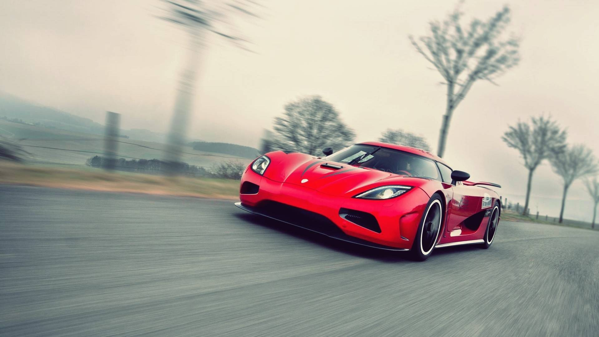 Koenigsegg Agera Red Photo How To Get Extreme Background