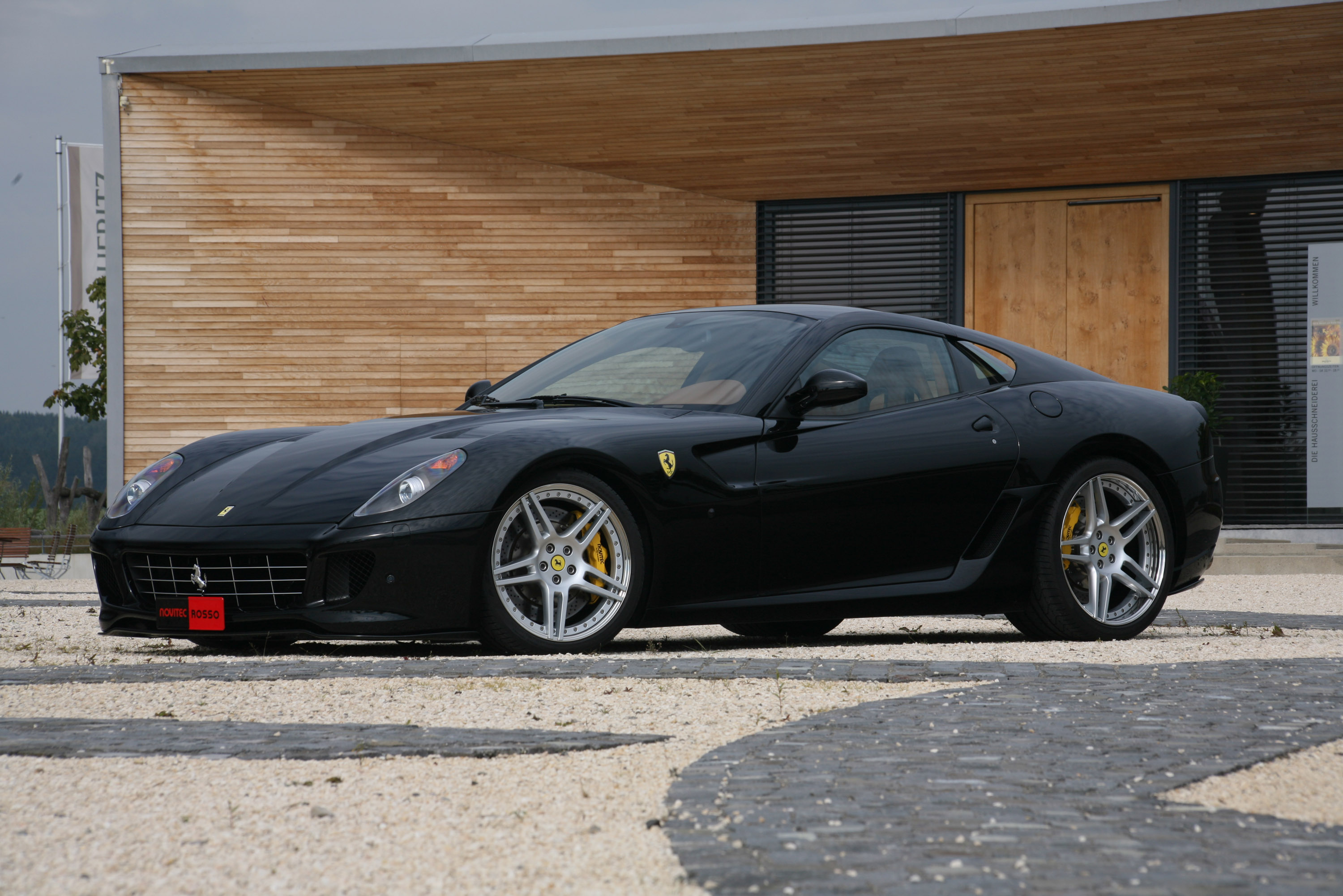 2011 novitec rosso 599 gto. Black Bedroom Furniture Sets. Home Design Ideas