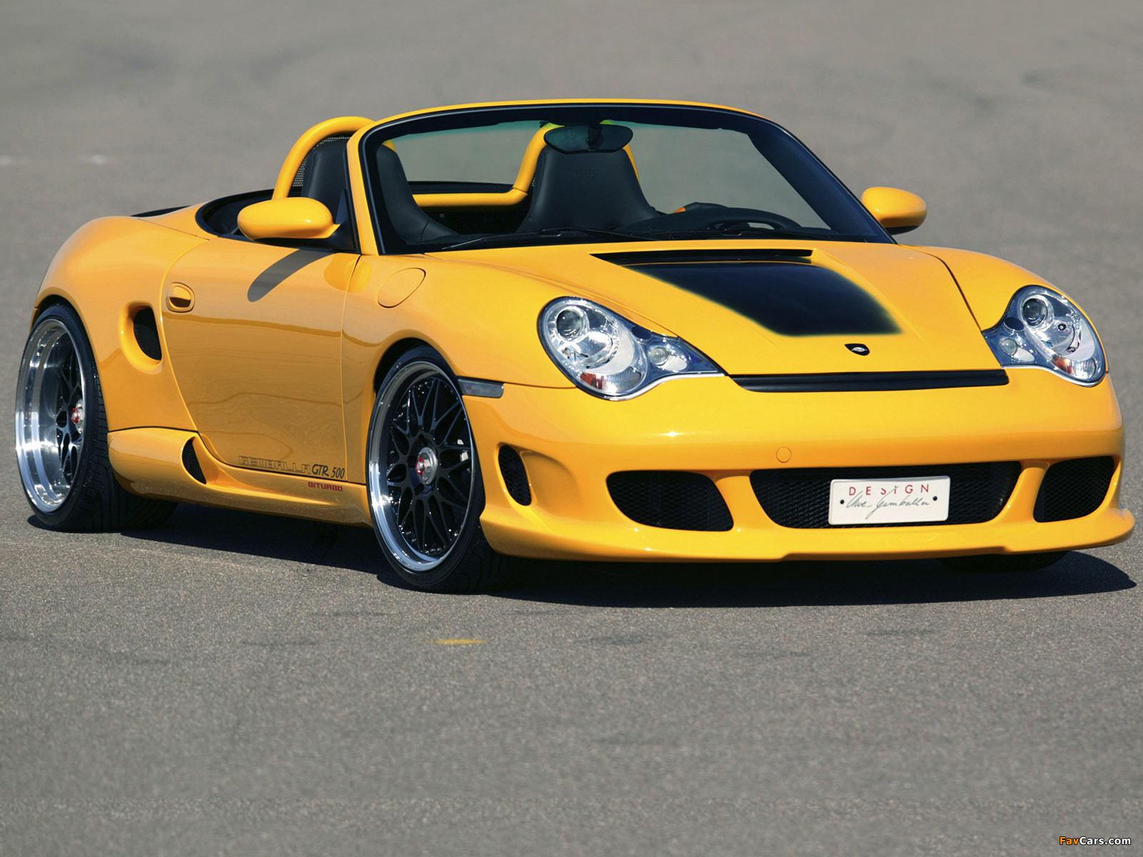 2001 gemballa boxster biturbo. Black Bedroom Furniture Sets. Home Design Ideas
