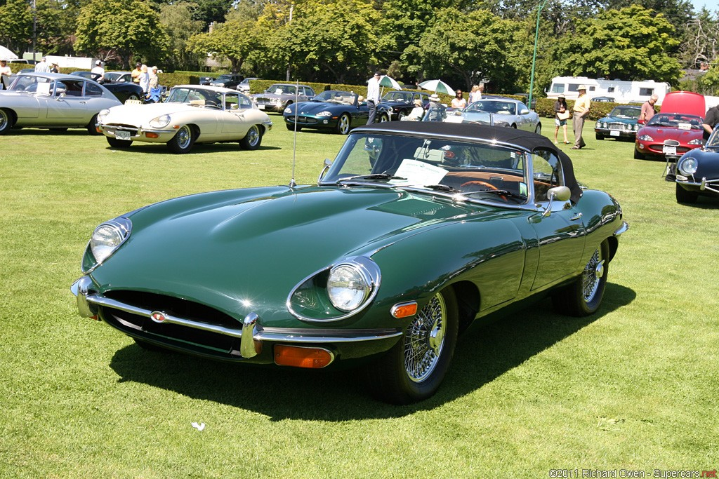 1969 Jaguar E Type Series Ii Roadster Supercars Net