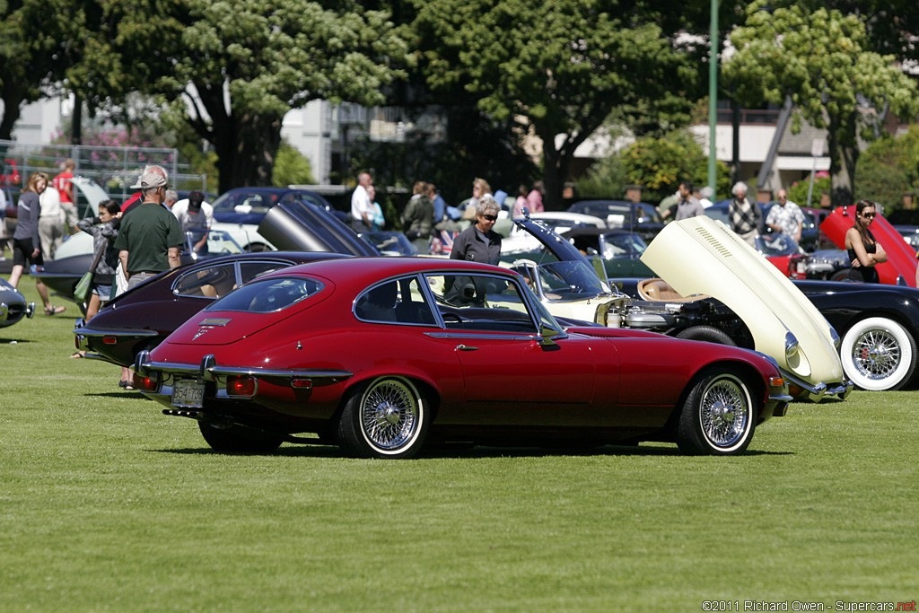 1971 Jaguar E-Type Series III 2+2