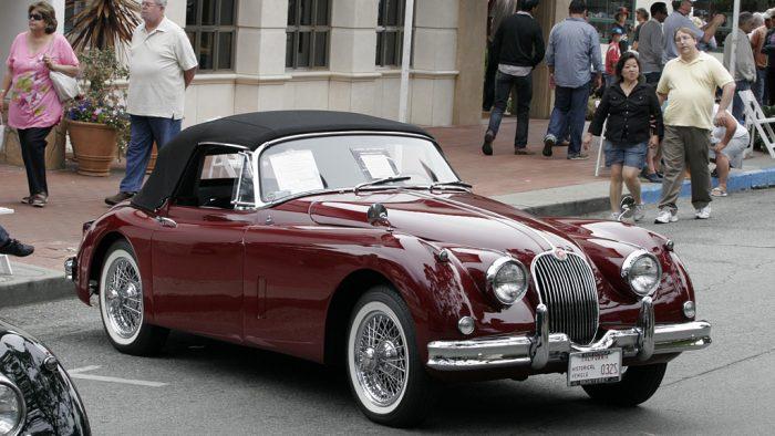 1960 Jaguar XK150 3.8 Drophead Coupe
