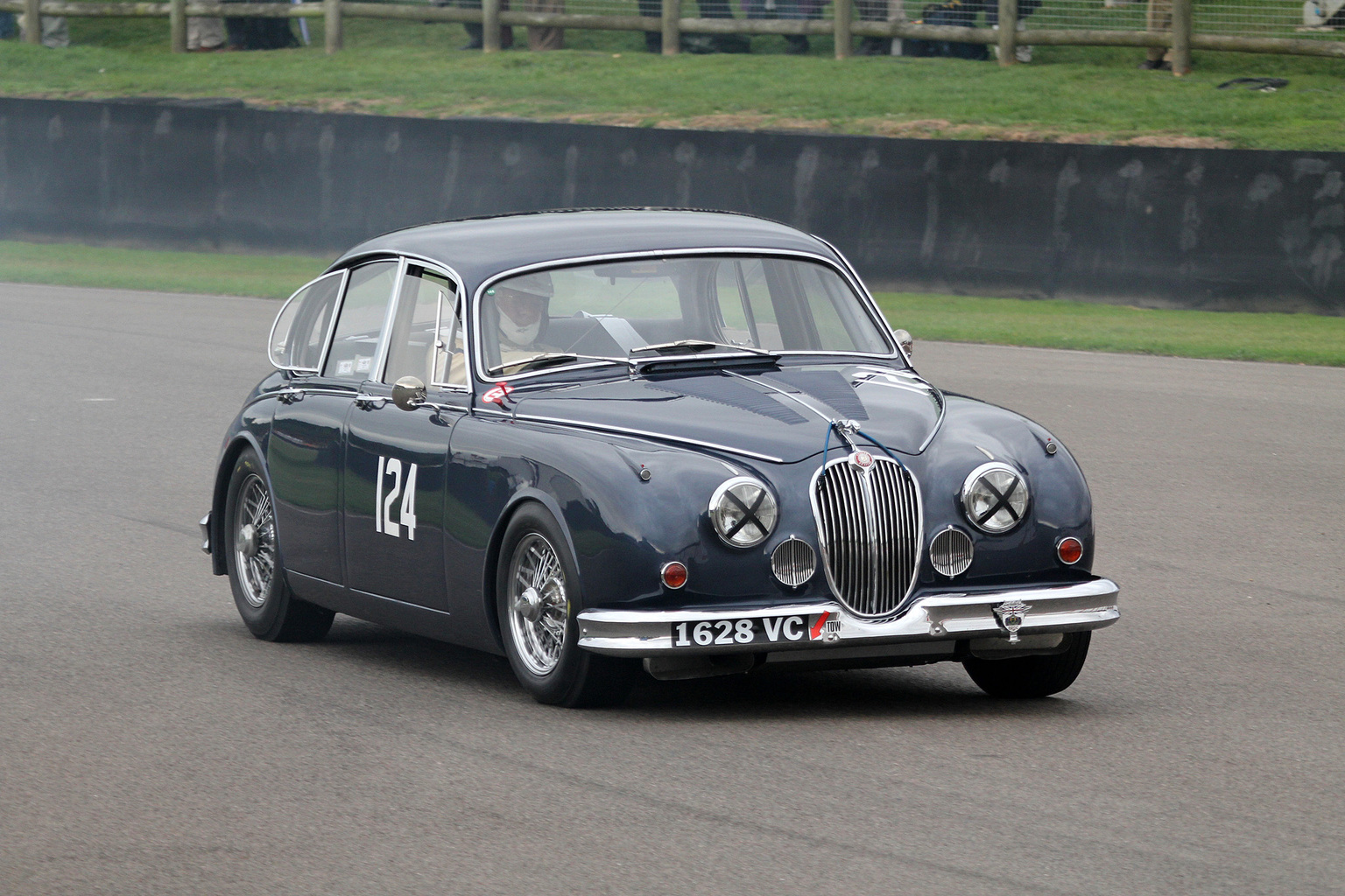 1959 Jaguar Mark 2