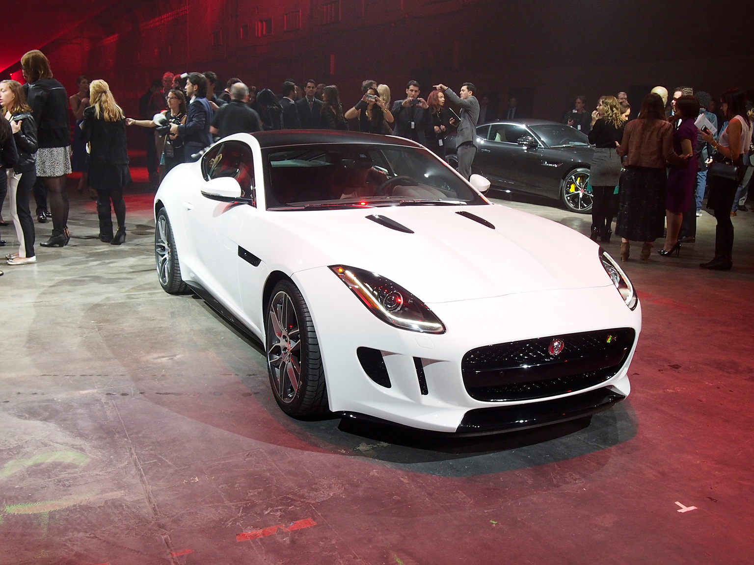 2014 Jaguar F-Type R Coupé