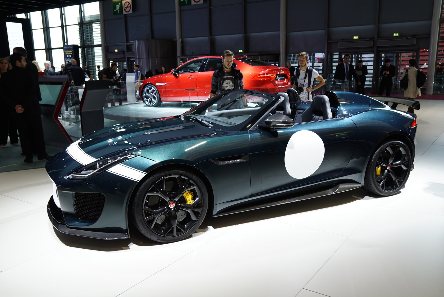 2015 Jaguar F-Type Project 7