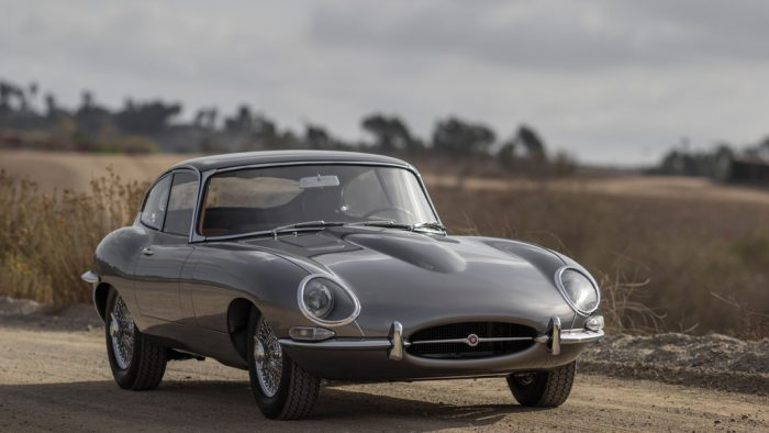 1962 Jaguar E-Type 3.8 Fixed Head Coupé