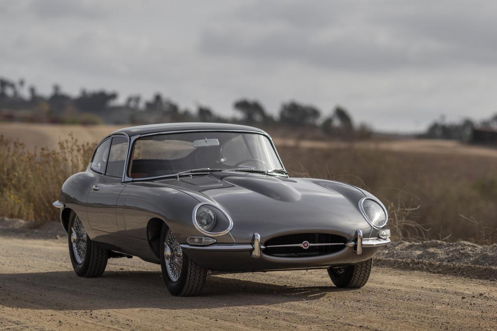 1962 Jaguar E-Type 3.8 Fixed Head Coupé